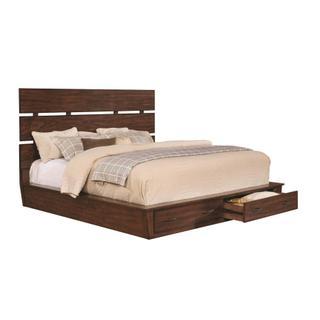 Artesia King Bed W/ Storage