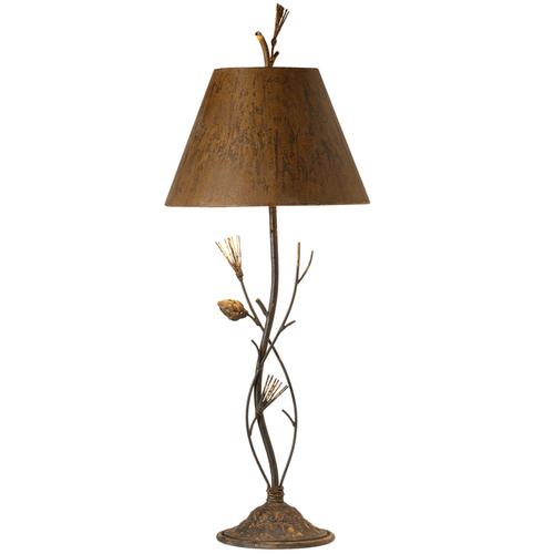 (158223) 1 ea Lamp with Bulb. (2 pc. assortment)