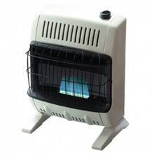 Vf Blie Flame Heater Ng (mhvf810 Ng)
