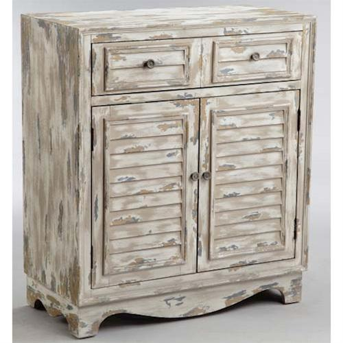 Rufton 2-door 1-drawer Accent Cabinet
