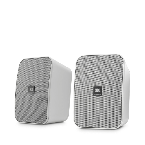 JBL Control X Modern yet rugged, weatherized loudspeakers built for indoor or outdoor use. An updated take on the iconic Control look and sound