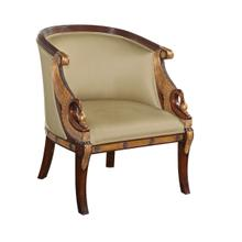 See Details - SWAN OCCASIONAL CHAIR