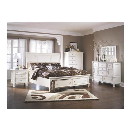 Prentice Dresser White