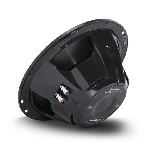 "Rockford Fosgate - Prime 12"" Dual 4-Ohm Subwoofer Black"