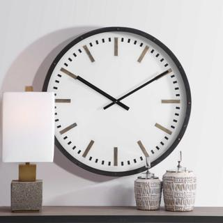 Fleming Wall Clock