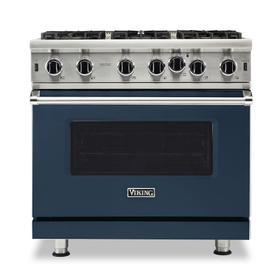 "36"" Open Burner Gas Range - VGIC5362 Viking Professional Product Line"