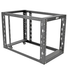 SmartRack 12U Standard-Depth 4-Post Open Frame Rack