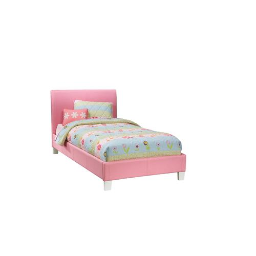 Fantasia Twin Bed, Pink