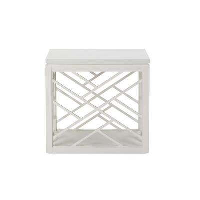Tracery End Table