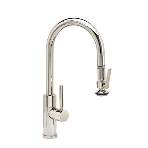 Modern Prep Size PLP Pulldown Faucet - 9980 - Waterstone Luxury Kitchen Faucets