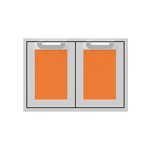 """Hestan - 30"""" Hestan Outdoor Double Access Doors - AGAD Series - Citra"""