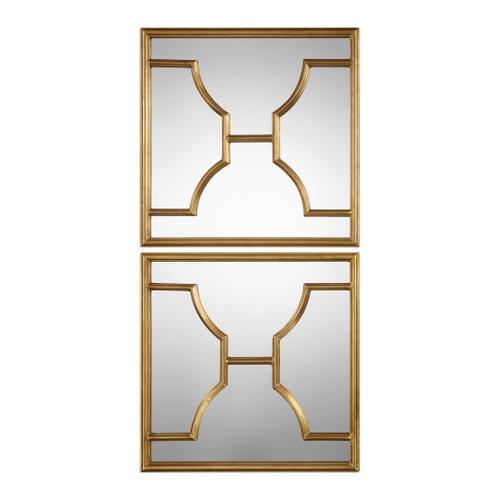 Uttermost - Misa Square Mirrors, S/2