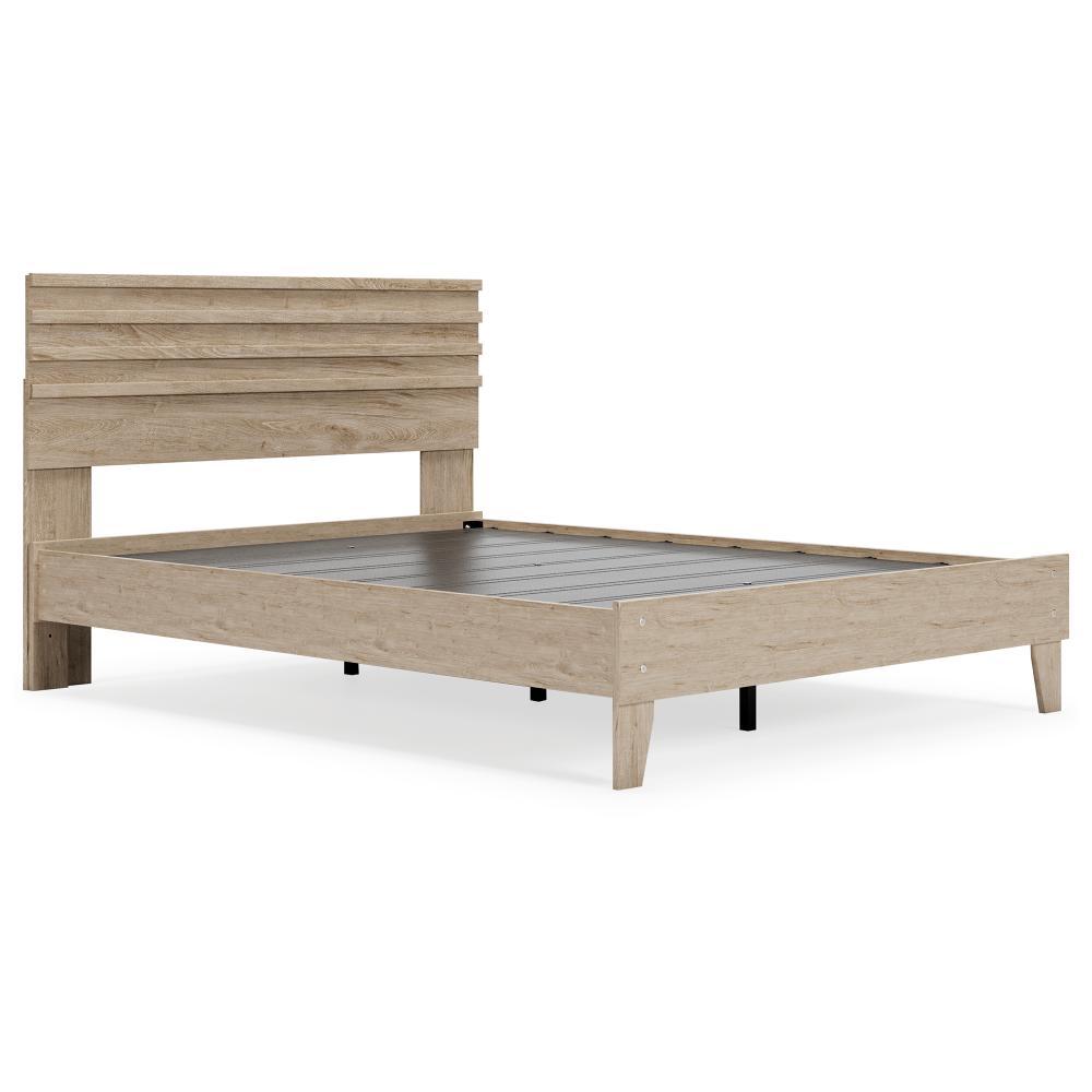 Oliah Queen Panel Platform Bed