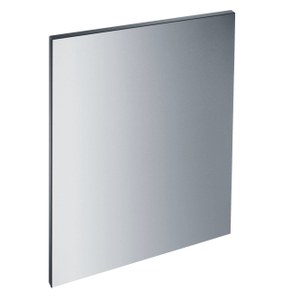 MieleGFVi 603/77-1 - Int. front panel: W x H, 24 x 30 in Clean Touch Steel™ w/o handle & bore holes for fully integrated dishwashers