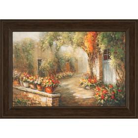 Garden Vines 24x36