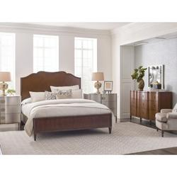 Carlisle Panel Cal King Bed Complete