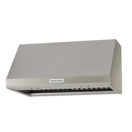 "36"" 585 CFM Motor Class Commercial-Style Under-Cabinet Range Hood System - Stainless Steel"