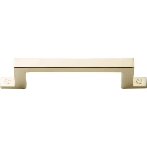 Campaign Bar Pull 3 Inch (c-c) - Polished Brass