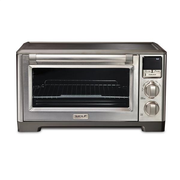 Countertop Oven with Convection - Brushed Stainless Knob