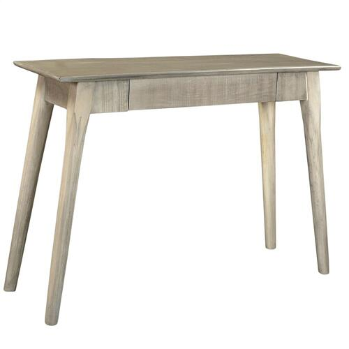Chintu Console/Desk in Light Grey