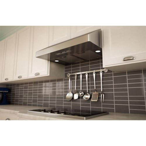 """36"""" Gust Undercabinet Hood with 400 CFM Blower, 3 Speed Levels"""