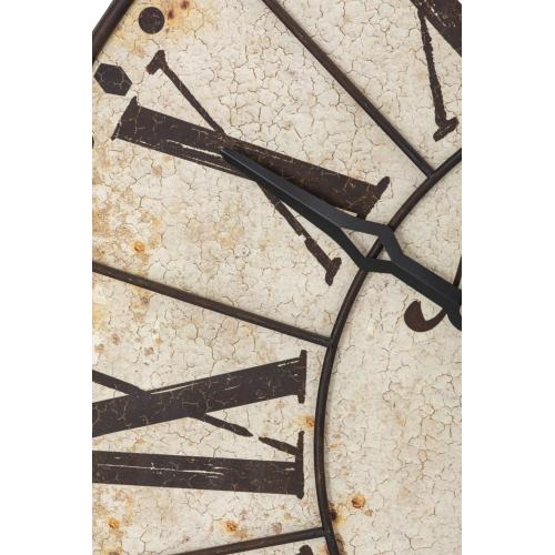 Farmers Market Oversized Wall Clock