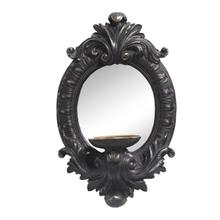 Baroque Black Wall Sconce