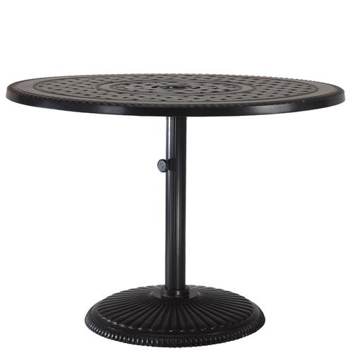 """Gensun Casual Living - Pedestal Table Pole For 29"""" Dining Height Table with Pedestal Table Base"""