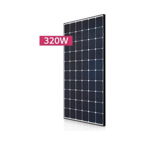 LG - High Efficiency LG NeON® 2 Module Cells: 6 x 10 Module efficiency 19.5% Connector Type: MC4, MC4 Compatible, IP67