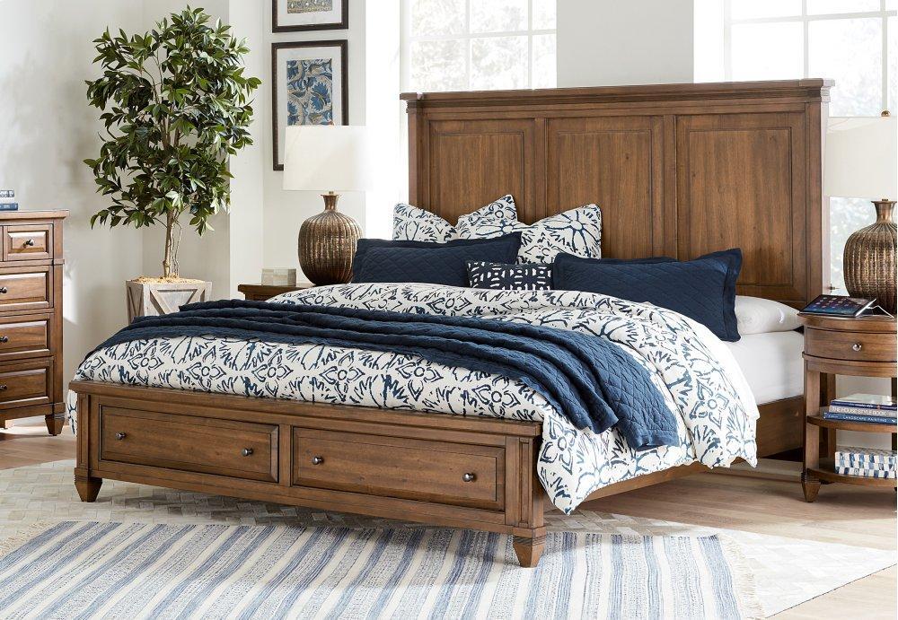 Aspen FurnitureThornton King Storage Bed