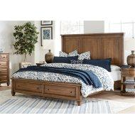Thornton King Complete Storage Bed