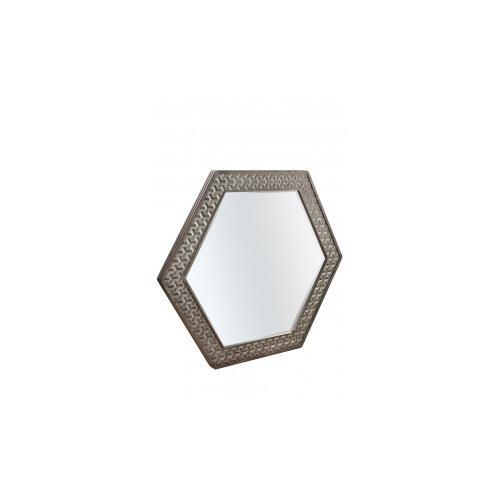Geode Citrine Mirror