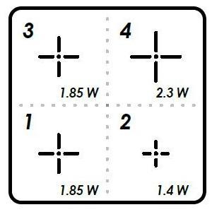 "30"" Inch Matte Graphite Freestanding Range"