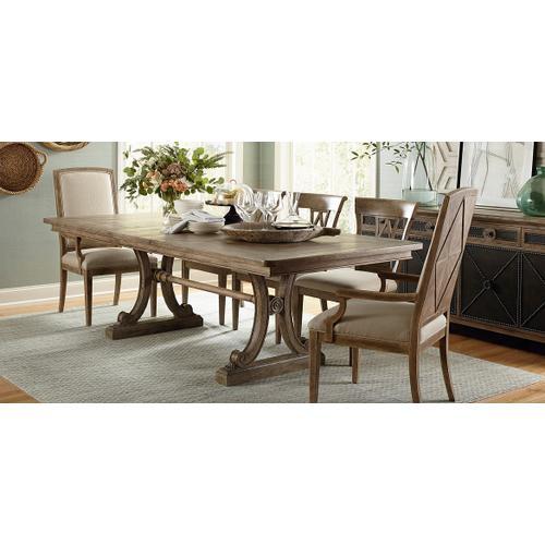 Bassett Furniture - Woodridge Rectangular Dining Table