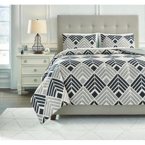 Ellowyn King Comforter Set