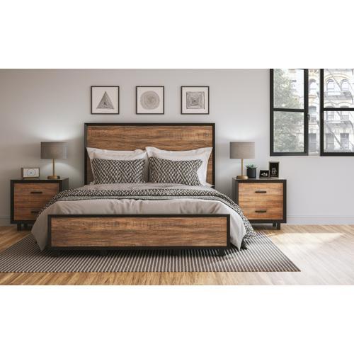 Flexsteel - Alpine Full Bed