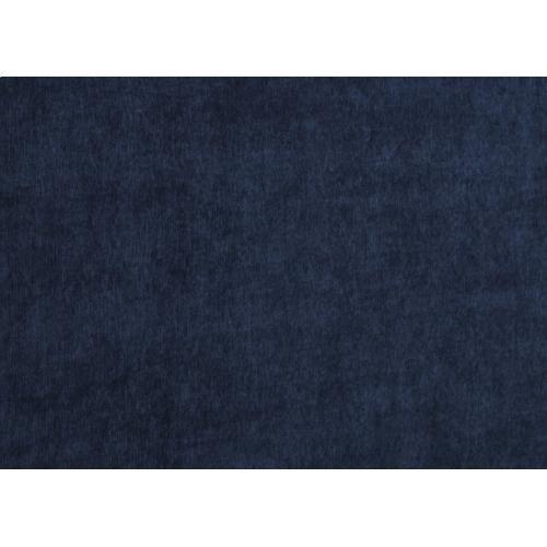 Tov Furniture - Delilah Navy Textured Velvet Bed in King
