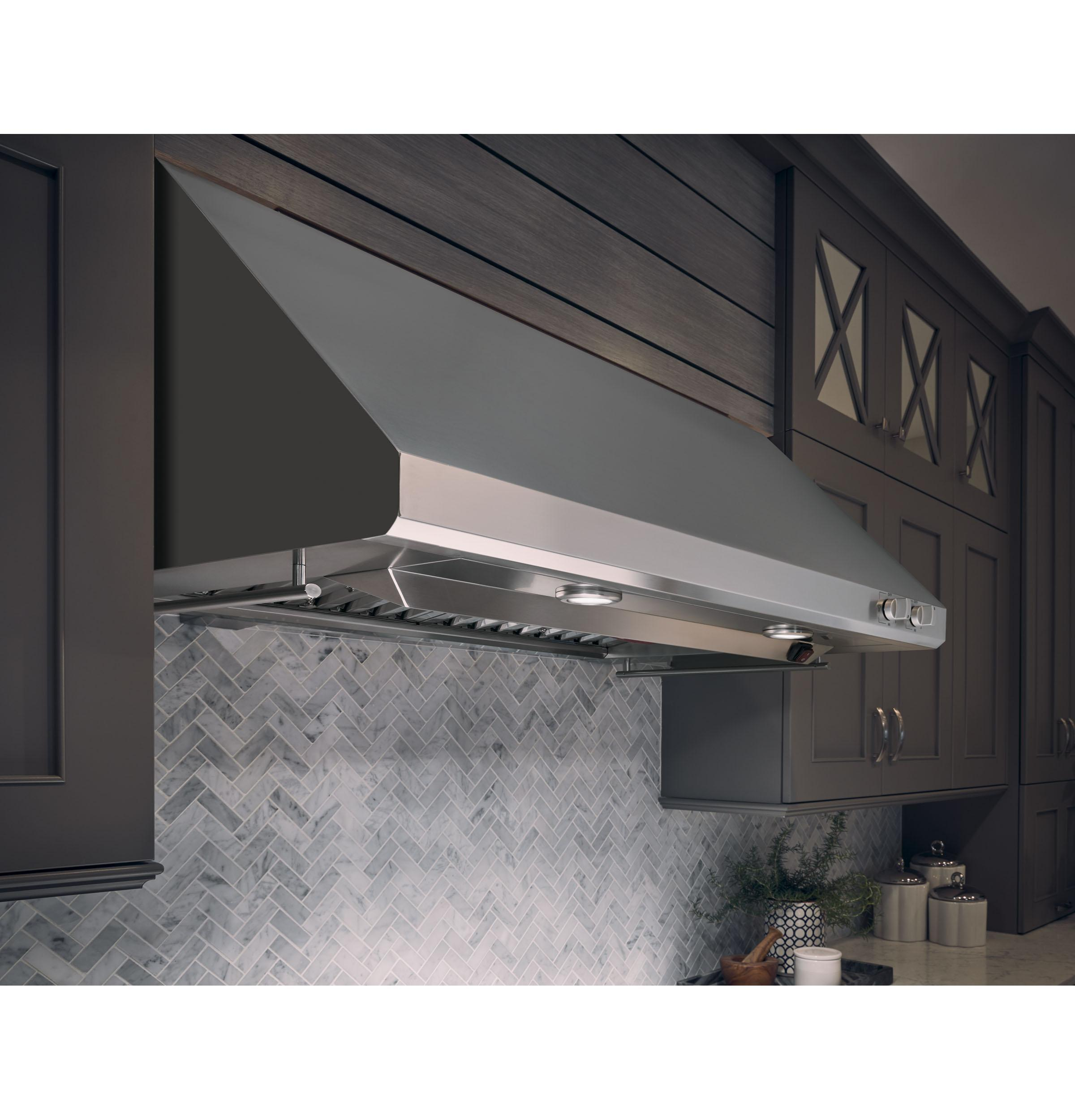 "36"" Stainless Steel Professional Hood Photo #2"