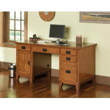 Lloyd Pedestal Desk