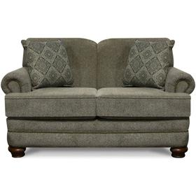 5Q06N Reed Loveseat with Nails