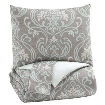 See Details - Noel 3-piece Queen Comforter Set