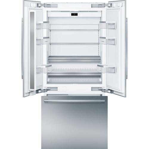 Benchmark® Built-in Bottom Freezer Refrigerator 36'' B36BT935NS