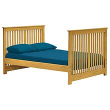 Double Lower Bed, tall