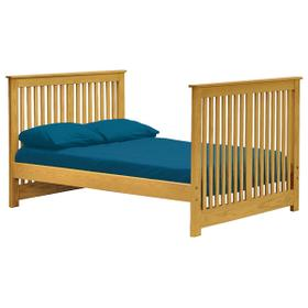 Queen Lower Bed, tall