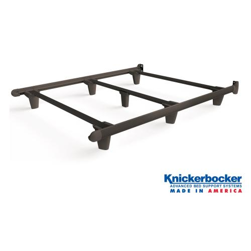 Brown Queen EmBrace Bed Frame