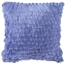 Cali Shag Pillow - Lilac