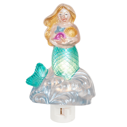 Mermaid Night-Light