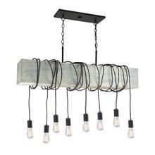 View Product - Farmhouse AC11508BW Island Light