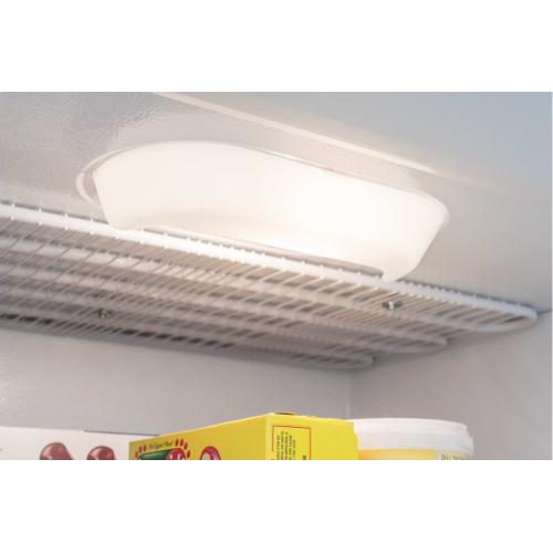 Gallery - Crosley Upright Freezer - White