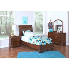 3/3 Twin Lounge Headboard